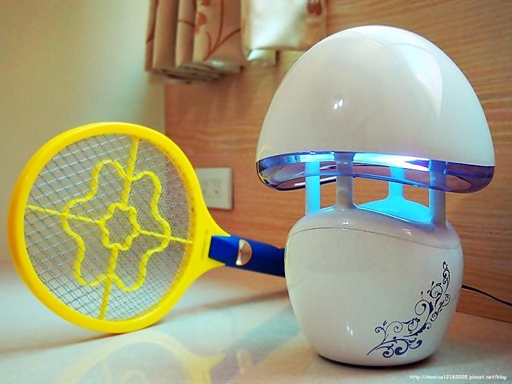特力屋【捕蚊達人GR-334】【日象電蚊拍ZOM-2700】-1-1