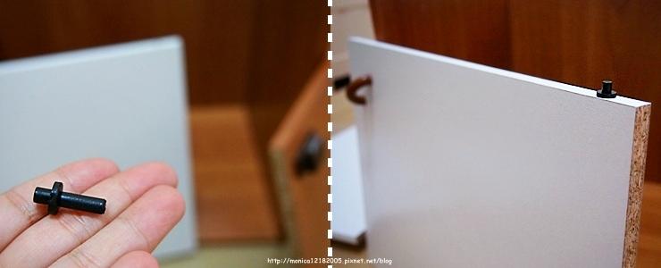 特力屋【櫻桃木色四格門櫃】-11-11