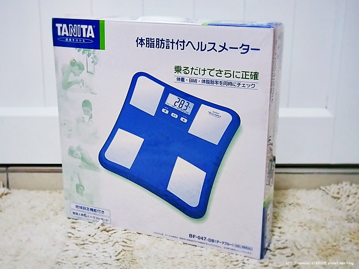 HOLA【TANITA體脂計 BF047】-2-2