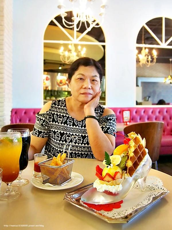 【Rainbow Waffle Cafe 彩虹國度】-1-1