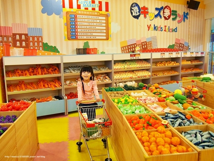 【yukids Island 遊戲愛樂園-夢時代店】-1-1