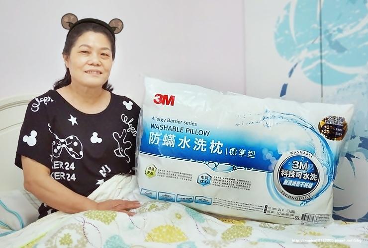 3M【新一代防蟎水洗枕-標準型】-1-1