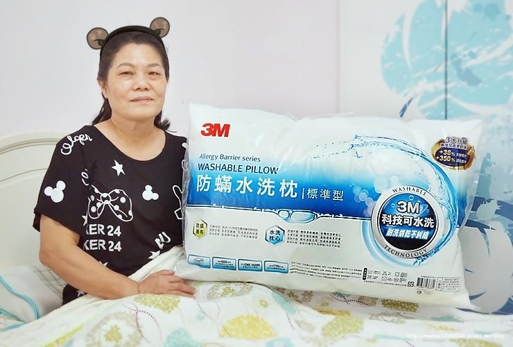 3M【新一代防蟎水洗枕-標準型】-20-20
