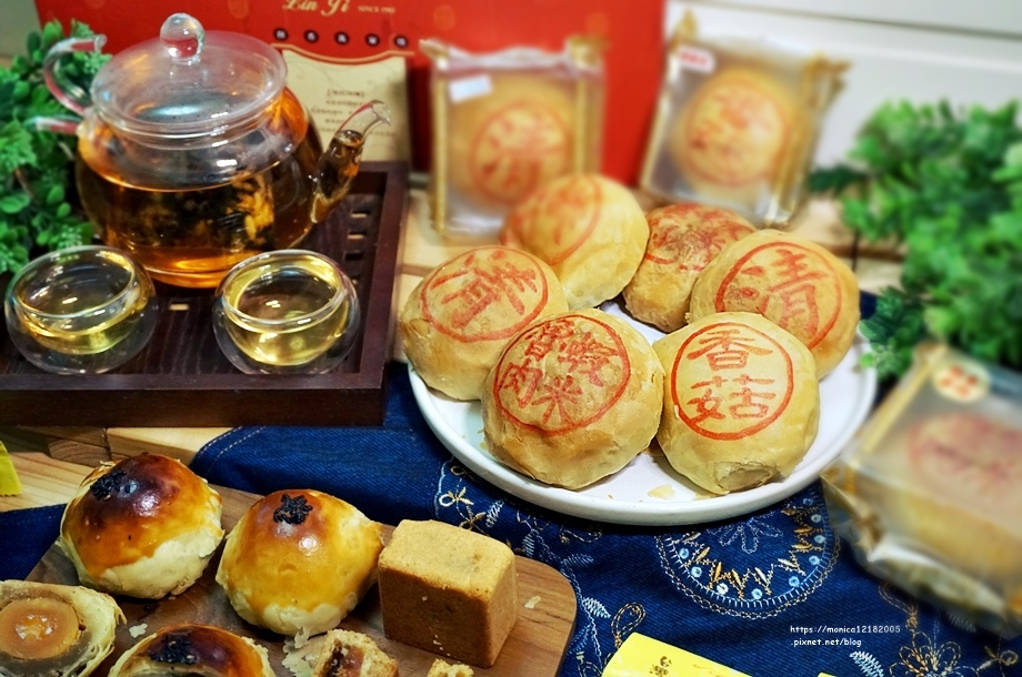 林記餅舖【綠豆椪|蛋黃酥|鳳梨酥】-2-2.JPG