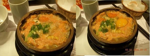 野菜嫩豆腐鍋.JPG