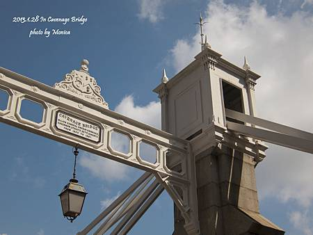新加坡唯一的懸索橋也是最古老的橋樑