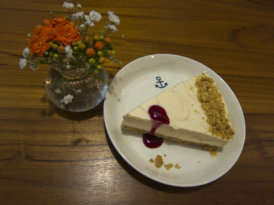 雪藏優格起司蛋糕