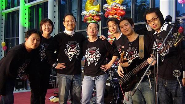 我的偶像-李鍾熙院長和他的Live Band「夢想飛車」