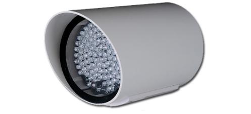 攝影機週邊配件感應燈及投光器50米紅外線投光器TS-CS-8801監視器系統安裝規劃找拓達數位監視系統專家