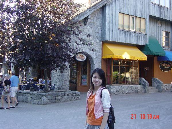 惠斯勒Whistler---2010冬季奧林匹克運動會滑雪主辦場地