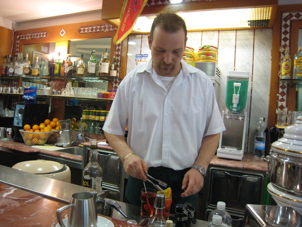 在這裡喝了到地威尼斯酒(酒名忘了),出了威尼斯就喝不到的哦