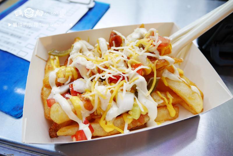 墨西哥文化薯條-瑞豐夜市美食推薦