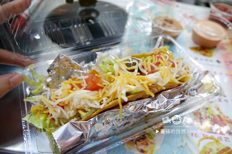 雞肉塔可-瑞豐夜市美食推薦