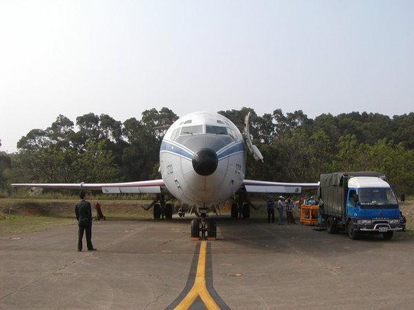 就是 飛機
