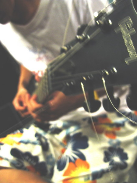 春爺 專用吉他特寫