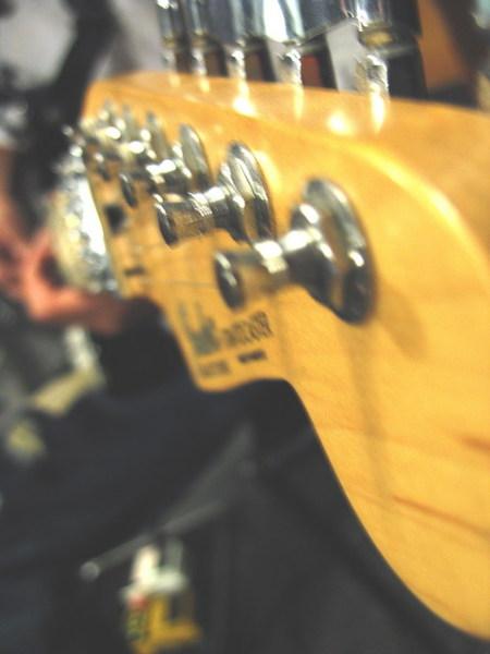 喬克力 專用吉他特寫
