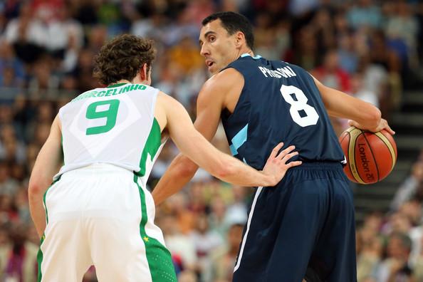 Marcelinho+Huertas+Olympics+Day+12+Basketball+mZVQrzIKCT2l