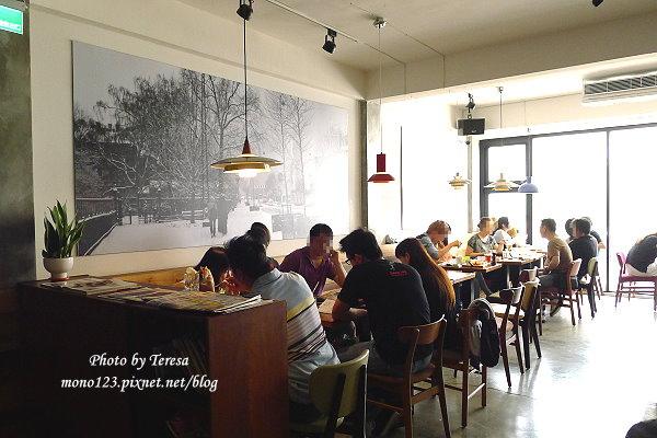 1407253443 2378098600 - 【台中北區.早午餐】熊抱尼克.尼克系列5號店,環境舒適、適合聚餐的氛圍