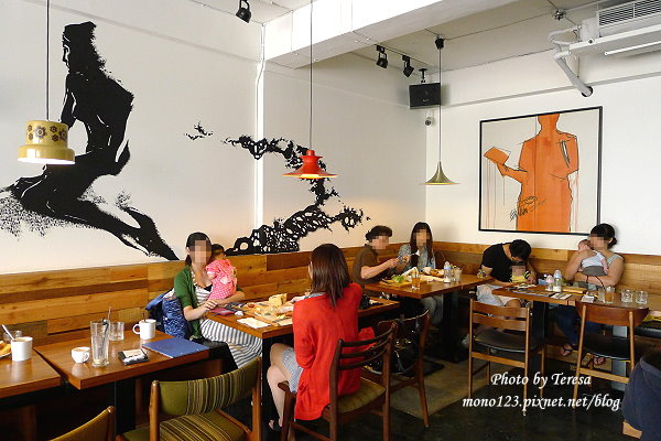 1407253445 3399470570 - 【台中北區.早午餐】熊抱尼克.尼克系列5號店,環境舒適、適合聚餐的氛圍