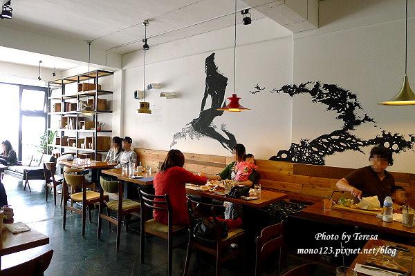 1407425965 1765212429 - 【台中北區.早午餐】熊抱尼克.尼克系列5號店,環境舒適、適合聚餐的氛圍