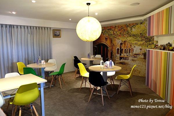 1426732432 648751106 - Siena Street 西納小街.環境舒適有紫色的貴婦包廂,只是餐點不太合我們的口味