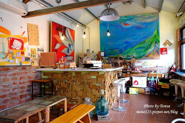 1438097581 1005376038 - 【台中神岡】田中間豬室繪社.廢棄豬舍改造的藝術、休閒和飲食空間,鬆軟的麵包好好吃