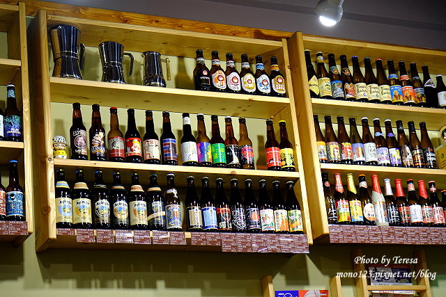 1438964744 2398468839 - 【台中東勢】喬巴咖啡.東勢小鎮裡溫馨小巧的咖啡館,有咖啡還有精釀啤酒、巧克力、莫凡比冰淇淋和好吃的鹹派