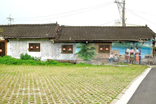 1439391728 3560803563 - 【台中新社】馬力埔彩繪小徑.新社也有彩繪村,以在地的風土人情、特色水果、香菇以畫,非常有在地色彩的彩繪村