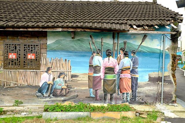 1439391731 504025375 - 【台中新社】馬力埔彩繪小徑.新社也有彩繪村,以在地的風土人情、特色水果、香菇以畫,非常有在地色彩的彩繪村