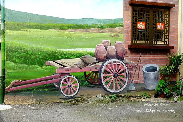 1439391761 716019293 - 【台中新社】馬力埔彩繪小徑.新社也有彩繪村,以在地的風土人情、特色水果、香菇以畫,非常有在地色彩的彩繪村