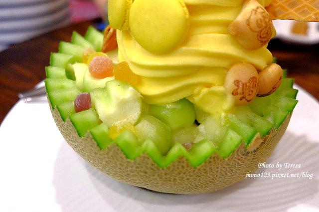 1440819418 902716239 - 【台中南區.冰品】巴部屋工房.有好吃的鮮奶脆餅和吸睛的電鍋冰淇淋,另外有夏季限定的哈蜜瓜盅冰淇淋