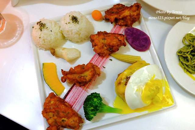 1441727642 1909702304 - Ping18 Bistro日法輕食.融合日式和法式的輕食料理,餐點選擇性多又美味