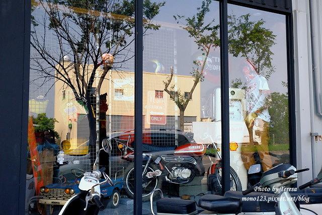 1444057017 253186543 - 神岡咖啡│BAKKU Garage 老車車庫.一群熱愛偉士牌的車友所打造的休憩空間,販售的除了配備、飲料,還有濃濃的人情味