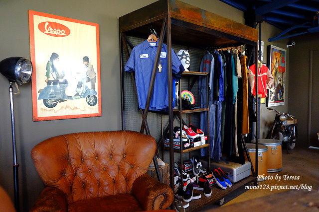 1444057034 2263255294 - 神岡咖啡│BAKKU Garage 老車車庫.一群熱愛偉士牌的車友所打造的休憩空間,販售的除了配備、飲料,還有濃濃的人情味