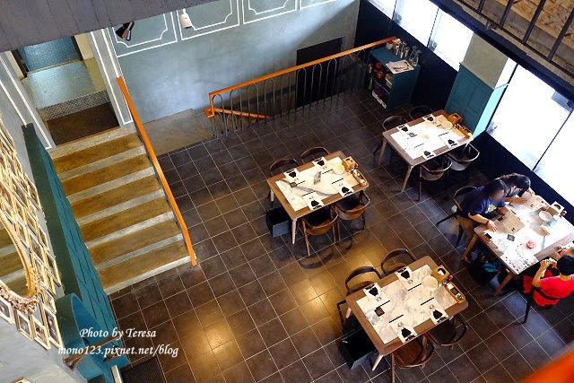 1444151479 3145549203 - 【台中西區.義式餐廳】薄多義義式手工披薩  Bite 2 eat.高雄來的平價義式餐廳,吸引人的除了餐點,還有那打造成歐洲街道的環境
