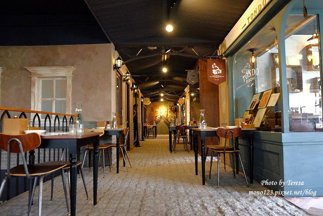 1444151482 3810049847 - 【台中西區.義式餐廳】薄多義義式手工披薩  Bite 2 eat.高雄來的平價義式餐廳,吸引人的除了餐點,還有那打造成歐洲街道的環境
