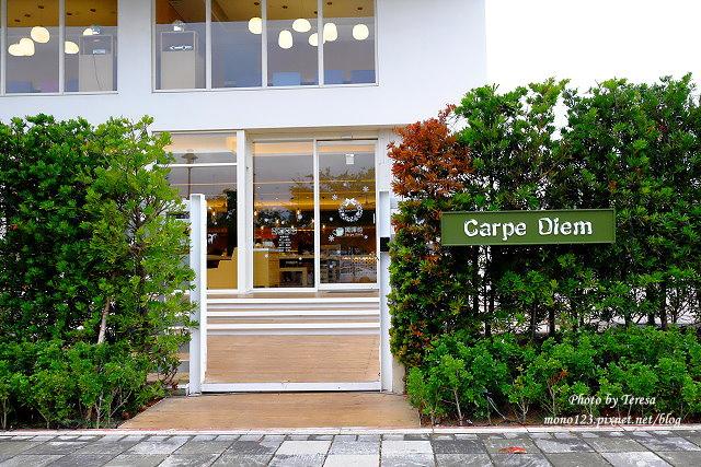 1452528584 3488010417 - 【台中西屯.親子餐廳】嘎嗶惦 Carpe Diem.位在中科的親子餐廳,環境承襲台中餐廳的大格局非常的氣派,有沙坑,只可惜草地遊樂區只有假日才開放