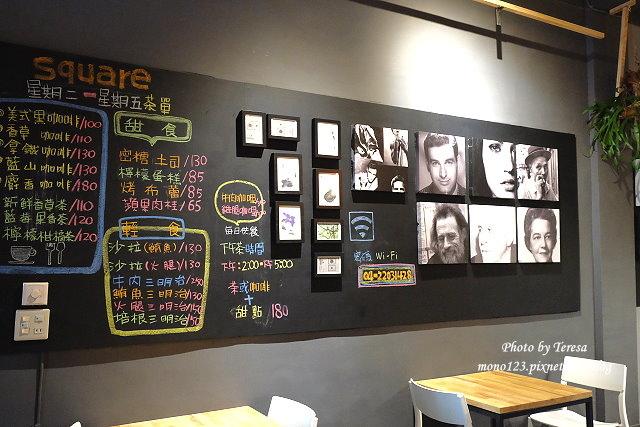 1459957624 2975671279 - 【台中西區.下午茶】Square Kitchen Coffee.以花藝空間為主題的咖啡館,簡約的清新設計風格,近科博館商圈