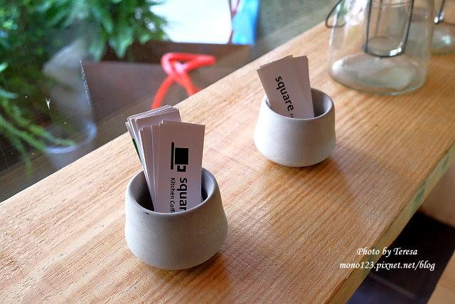 1459957645 4070466898 - 【台中西區.下午茶】Square Kitchen Coffee.以花藝空間為主題的咖啡館,簡約的清新設計風格,近科博館商圈