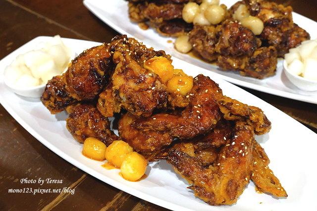 1461596674 3205127633 - 【台中逢甲】朴大哥的韓式炸雞.逢甲名店朴大哥搬新家囉,新店環境寬敞乾淨,炸雞一樣酥脆好吃,辣的不辣的通通有,還有甜甜的馬格利里酒