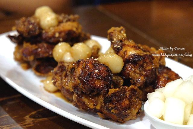 1461596685 668384740 - 【台中逢甲】朴大哥的韓式炸雞.逢甲名店朴大哥搬新家囉,新店環境寬敞乾淨,炸雞一樣酥脆好吃,辣的不辣的通通有,還有甜甜的馬格利里酒