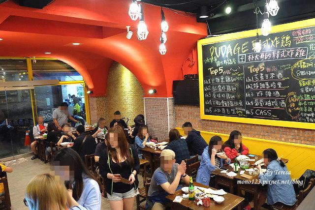 1461596698 2509088659 - 【台中逢甲】朴大哥的韓式炸雞.逢甲名店朴大哥搬新家囉,新店環境寬敞乾淨,炸雞一樣酥脆好吃,辣的不辣的通通有,還有甜甜的馬格利里酒