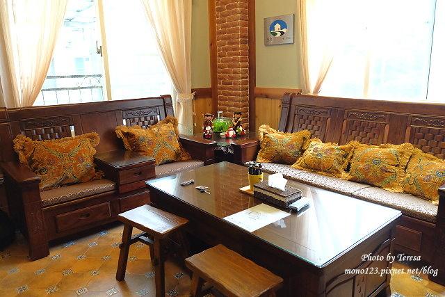 【宜蘭民宿】宜蘭三星∣心星相映,由年輕夫妻打造的幸福民宿,客廳是暖色調的美式鄉村風,房間裡有充滿童趣的壁畫,還有老闆娘親手製作的好吃下午茶和早餐 @QQ的懶骨頭