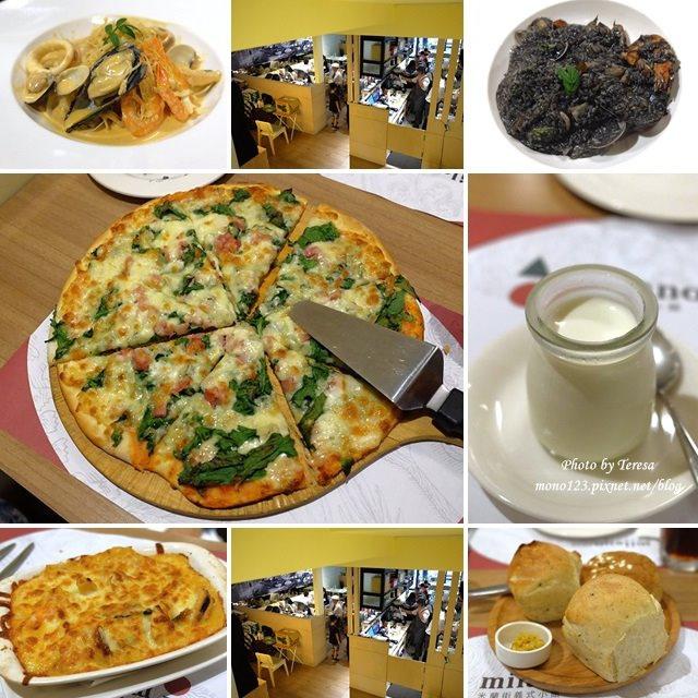 1464625068 1200909019 - 【台中西屯.義式料理】milano 米蘭街義式小餐館.中科商圈義式餐廳,份量多、價格平實,只是這天吃到的燉飯和義大利麵都太軟…