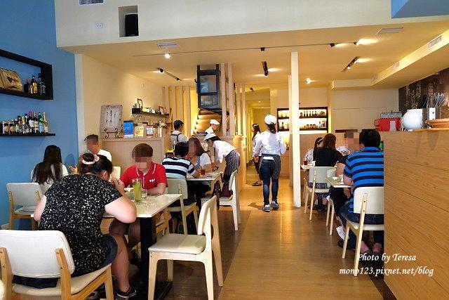 1464625071 1269844356 - 【台中西屯.義式料理】milano 米蘭街義式小餐館.中科商圈義式餐廳,份量多、價格平實,只是這天吃到的燉飯和義大利麵都太軟…