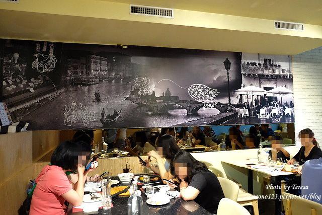 台中西屯︱milano 米蘭街義式小餐館.中科商圈義式餐廳,份量多、價格平實,只是這天吃到的燉飯和義大利麵都太軟… @QQ的懶骨頭