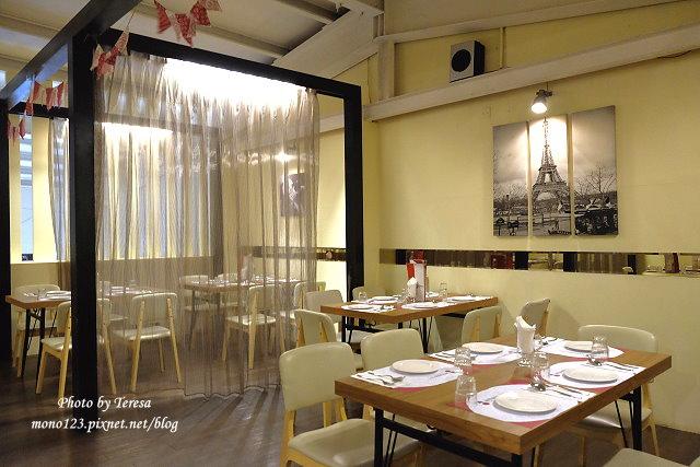 1464625080 1427006977 - 【台中西屯.義式料理】milano 米蘭街義式小餐館.中科商圈義式餐廳,份量多、價格平實,只是這天吃到的燉飯和義大利麵都太軟…