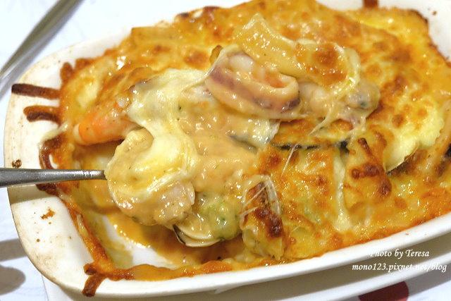 1464625098 714236082 - 【台中西屯.義式料理】milano 米蘭街義式小餐館.中科商圈義式餐廳,份量多、價格平實,只是這天吃到的燉飯和義大利麵都太軟…