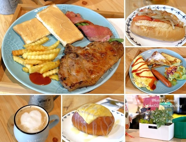 1466786376 3633604234 - 【台中太平】一張几 手作料理廚房.隱藏在小巷子裡的早午餐,現點現作、價格平實又用心的早午餐店推薦