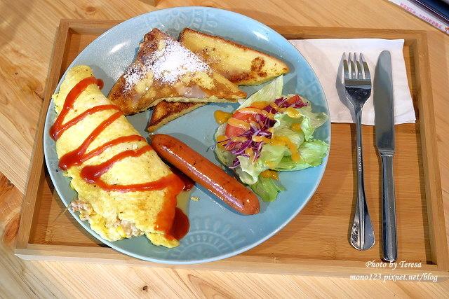 1466786393 2976787743 - 【台中太平】一張几 手作料理廚房.隱藏在小巷子裡的早午餐,現點現作、價格平實又用心的早午餐店推薦